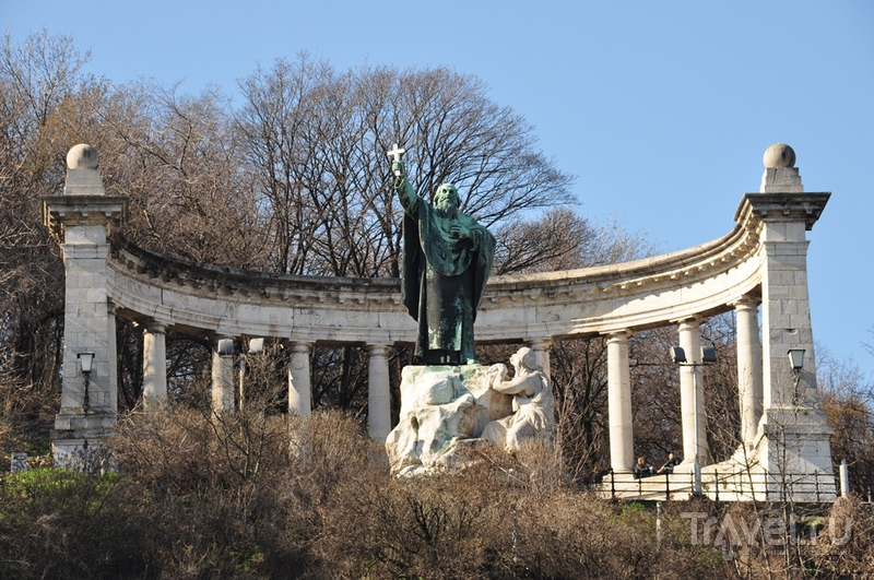 Cтатуя Геллерта, Будапешь, Венгрия / Фото из Венгрии