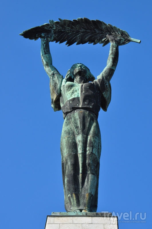 Статуя Свободы, Будапешт, Венгрия / Фото из Венгрии