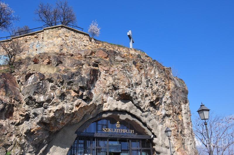 Будапешт. Гора Геллерт и окрестности / Фото из Венгрии