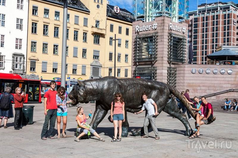 Сколько мы успели потратить и что увидеть за 3 дня в Осло / Норвегия