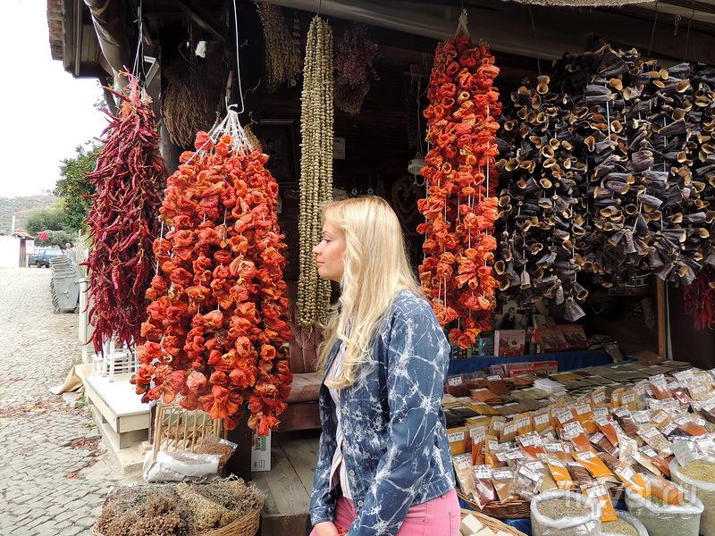 Турецкая деревня Шириндже - винный рай или обитель от Конца Света? / Турция