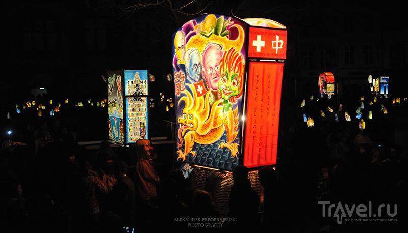Basler Fasnacht-2014 / Швейцария