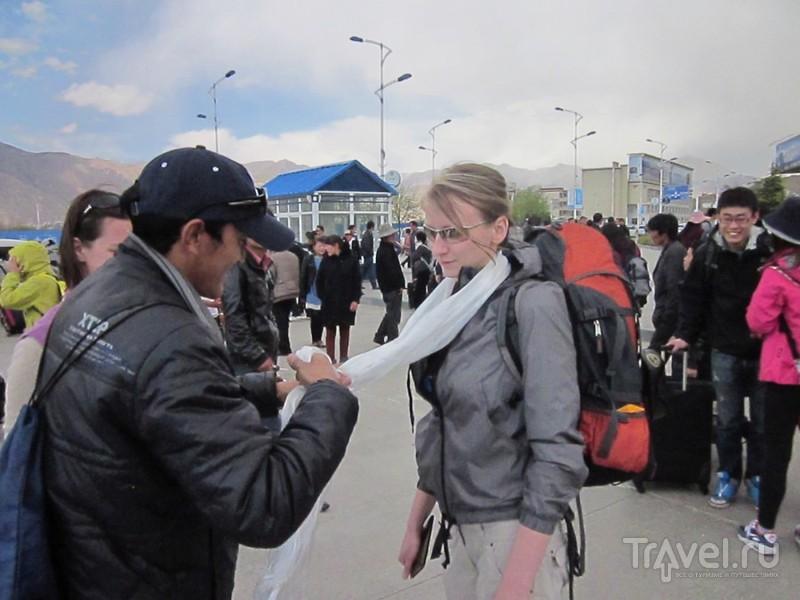 Как мы попали в Тибет, дорога Санкт-Петербург - Лхаса / Китай