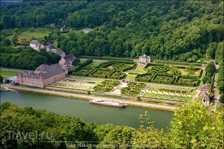 Бельгия, замок Фрейр (Château de Freÿr) / Фото из Бельгии