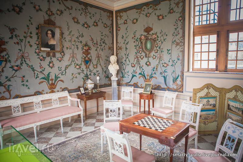 Замок Фрейр (Château de Freÿr) в Бельгии / Фото из Бельгии