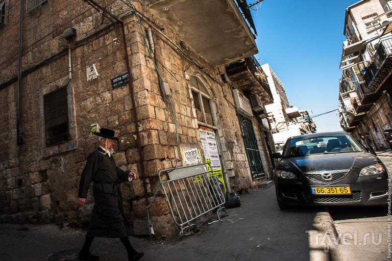 Платная парковка / Фото из Израиля