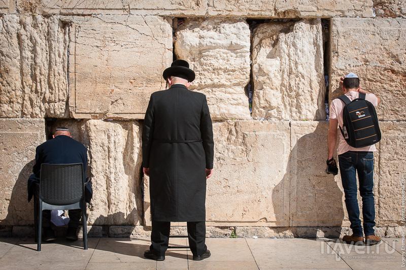 Стена плача / Фото из Израиля