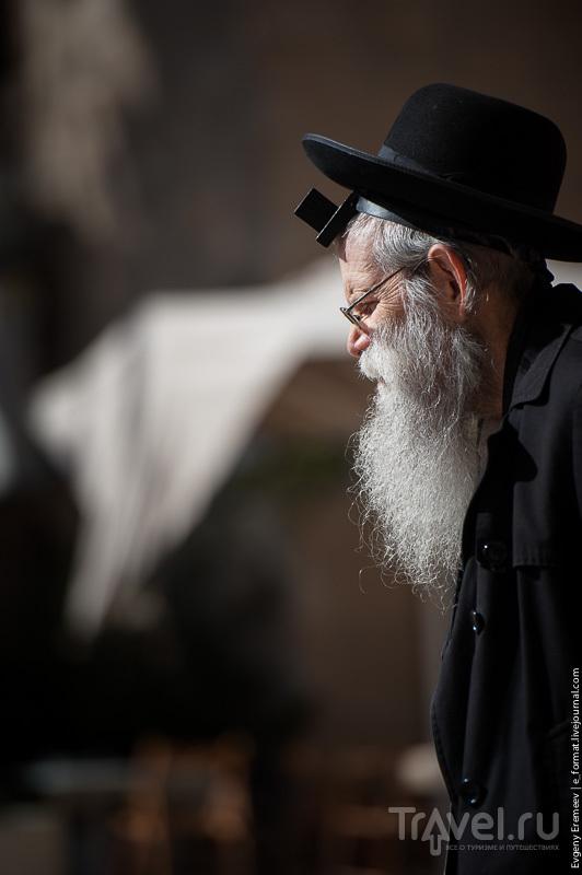 Ортодоксальные еврей / Фото из Израиля