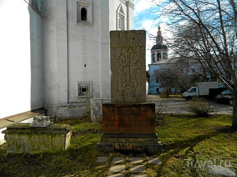 Данилов монастырь, Москва / Фото из России