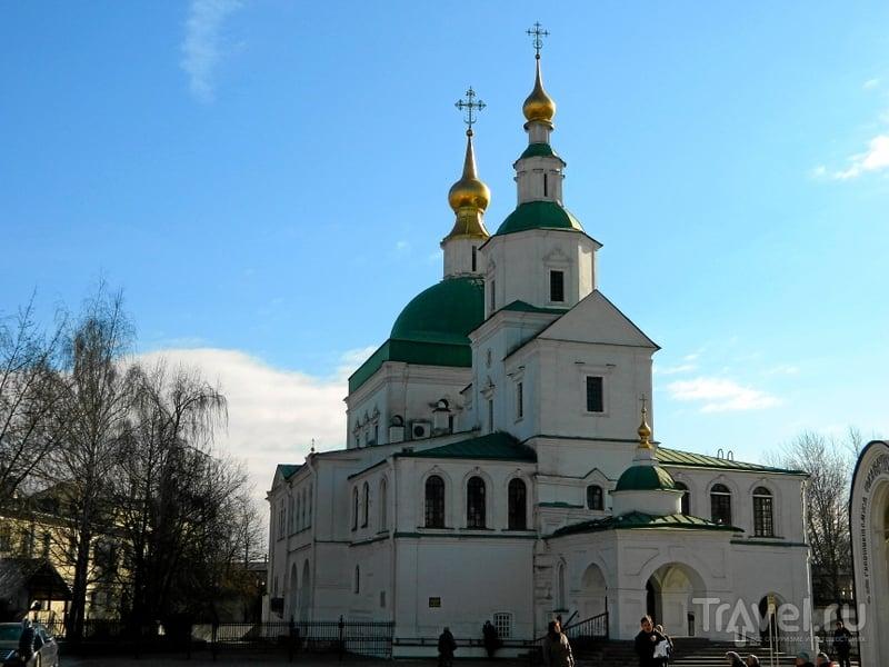 Даниловский монастырь. Москва, Россия / Фото из России