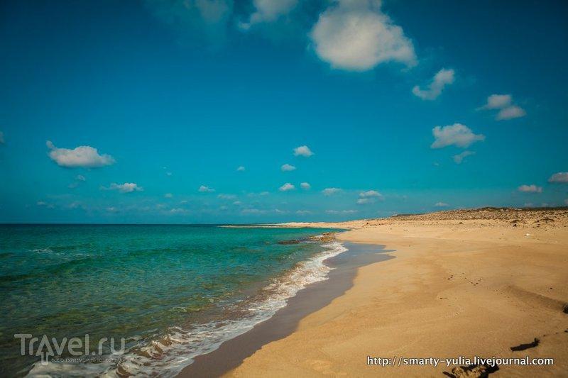 Пляж Карпасии на Северном Кипре