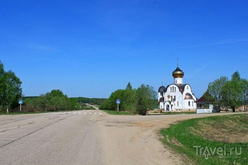 Спасо-Богородицкий Одигитриевский монастырь, Россия / Фото из России