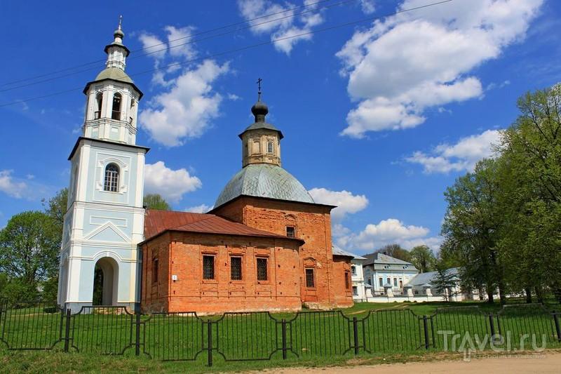 Казанская церковь в селе Хмелита, Россия / Фото из России