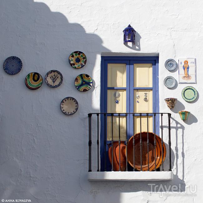 Белые города Андалусии. Нерха / Испания