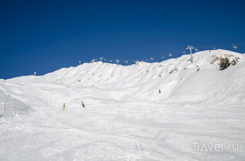 Трасса на вершине / Фото из Франции