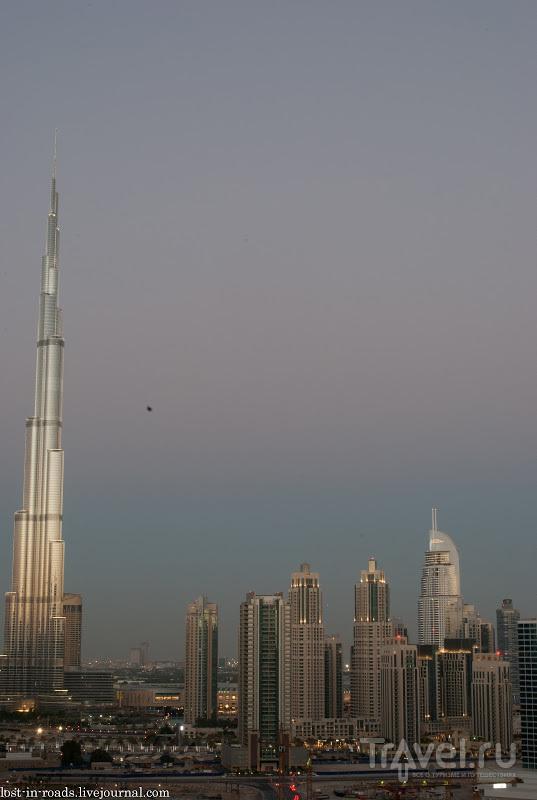 Про Дубай / ОАЭ
