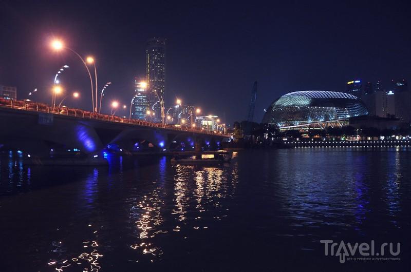 Один день в Сингапуре / Сингапур