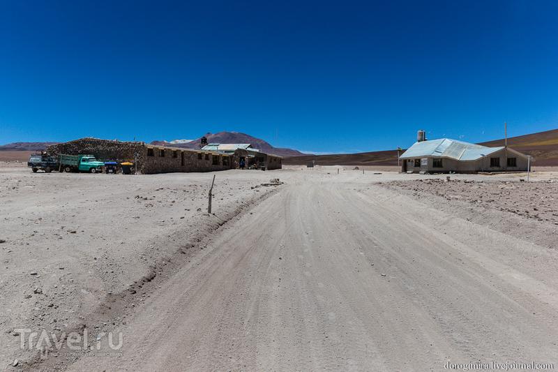 Жизнь туриста на Альтиплано. Отели Боливии / Фото из Боливии