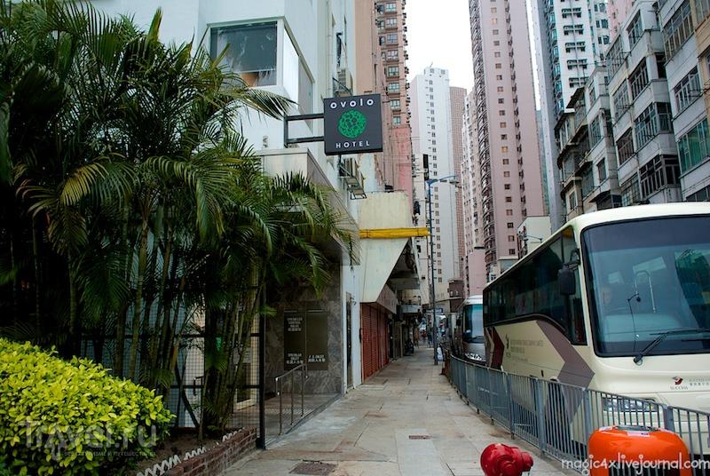 Сеть отелей Ovolo в Гонконге / Гонконг - Сянган (КНР)