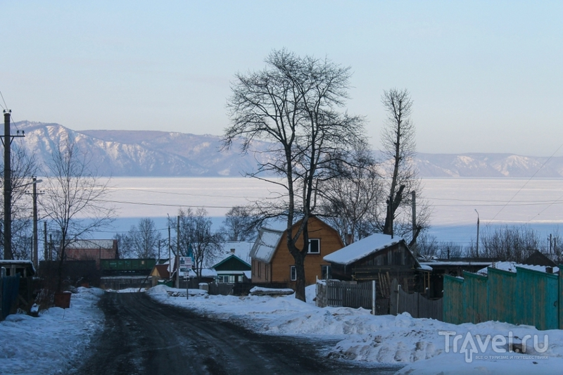 Слюдянка - минералогический рай на берегу Байкала / Россия
