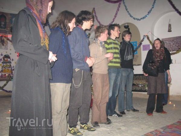 Шампанское под расстрелом или Новый год в Иране / Иран