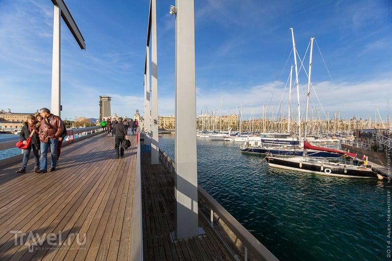Порт Велл. Барселона / Испания