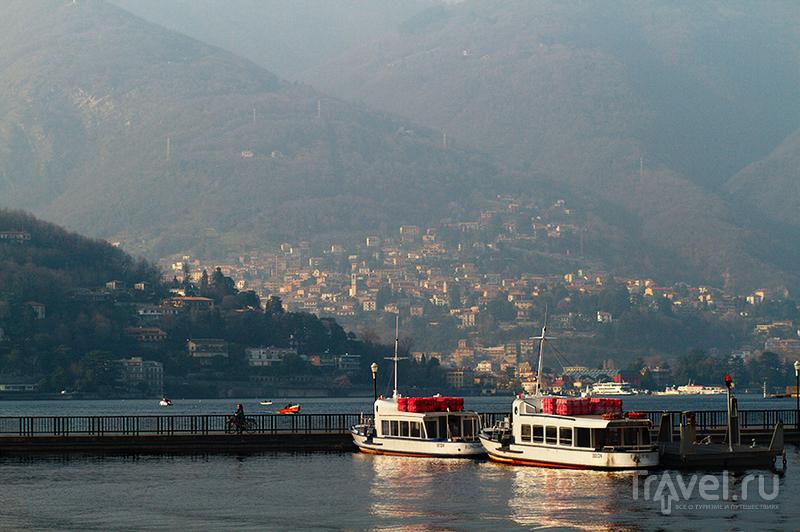 Озеро Комо, Италия / Фото из Италии