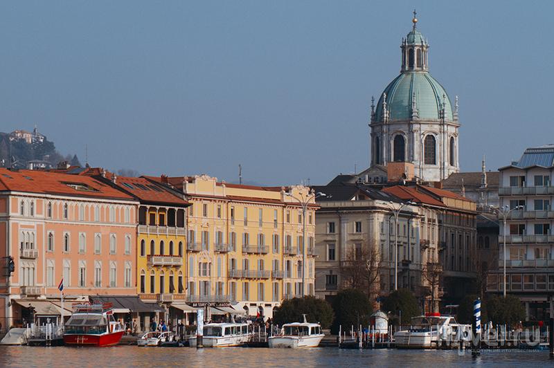 Кафедральный собор Комо. Италия / Фото из Италии