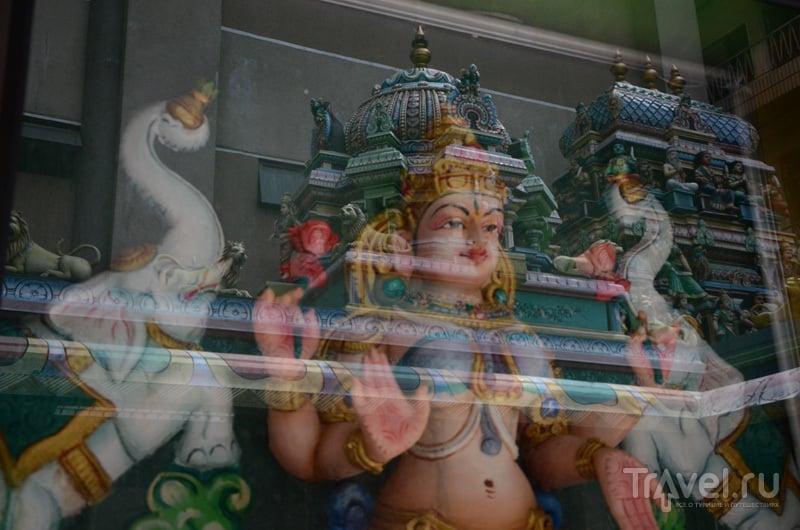 Храм Шри-Маха-Мариамман, Малайзия / Фото из Малайзии