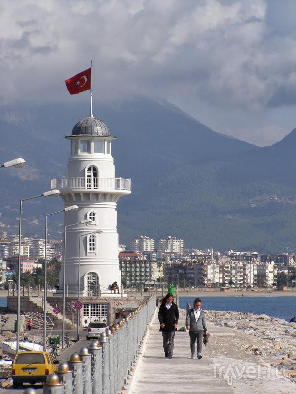 Турция. Аланья. Порт / Турция