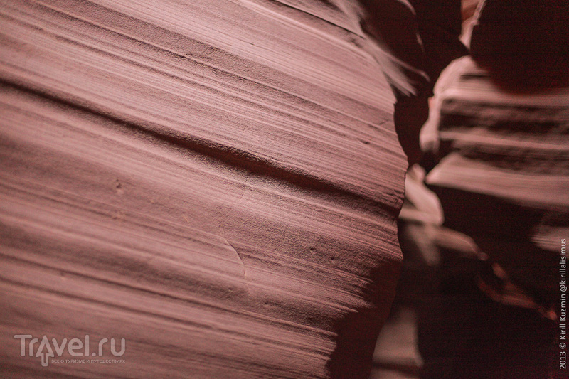Каньон Антилопы / Фото из США