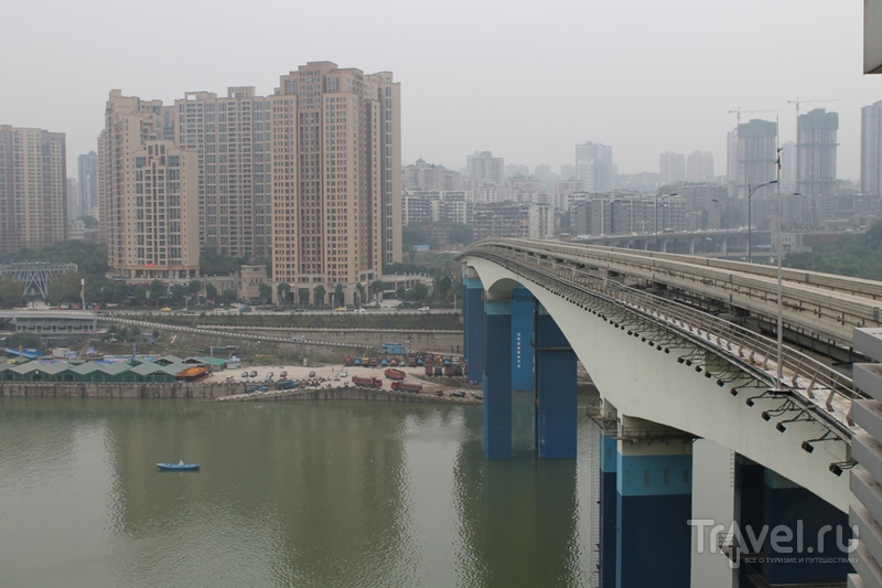 Чунцин - город, о котором вам не расскажут путеводители / Китай