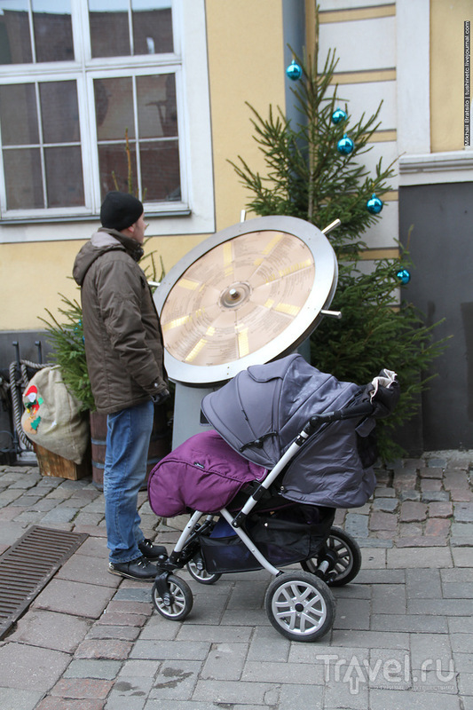 Прогулка по новогодней Риге / Латвия