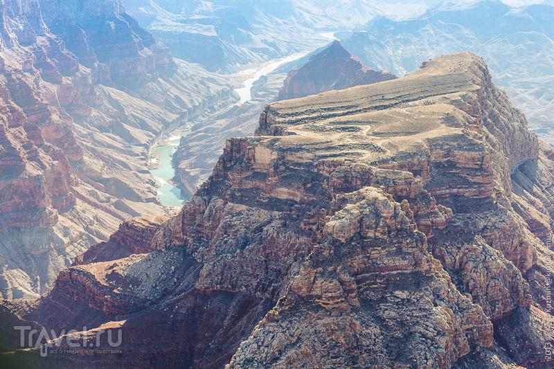 Гранд Каньон. Аризона, США / Фото из США