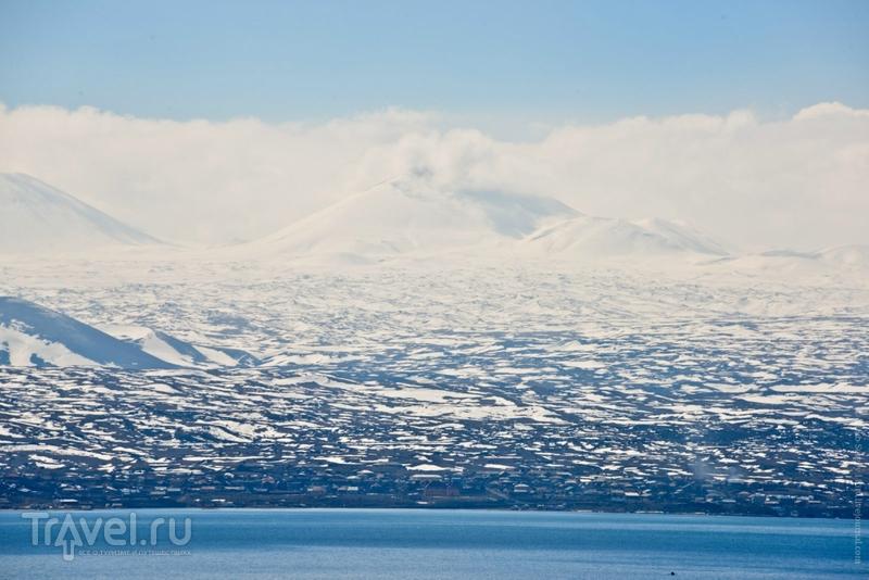 Озеро Севан / Фото из Армении