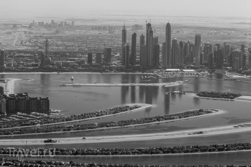 Дубай с высоты и не только / Фото из ОАЭ