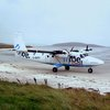 Аэропорт Barra: взлетные полосы на морском пляже