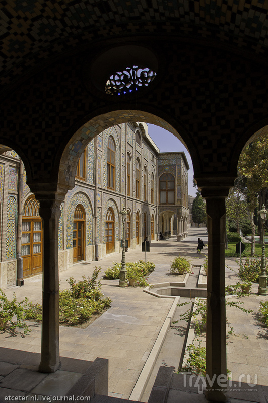 Иран. Тегеран / Фото из Ирана