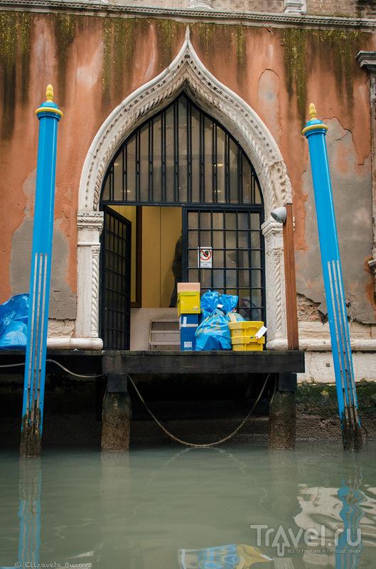 Зимняя Венеция / Италия