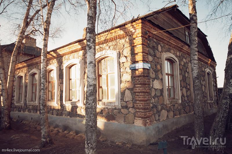 В городе Себеж, Россия / Фото из России