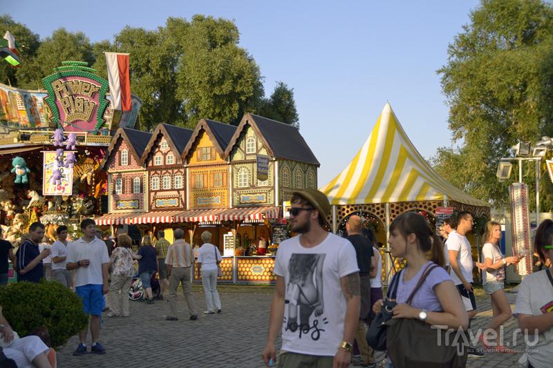 Дюссельдорф. Дворцы, парки и много интересного! / Германия