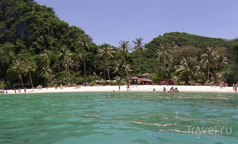Пляж на острове Самуй в Таиланде / Фото из Таиланда