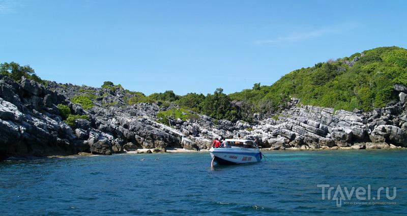 В морском национальном парке Ангтхонг, Таиланд / Фото из Таиланда