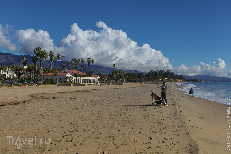 Санта-Барбара. Калифорния. США / Фото из США
