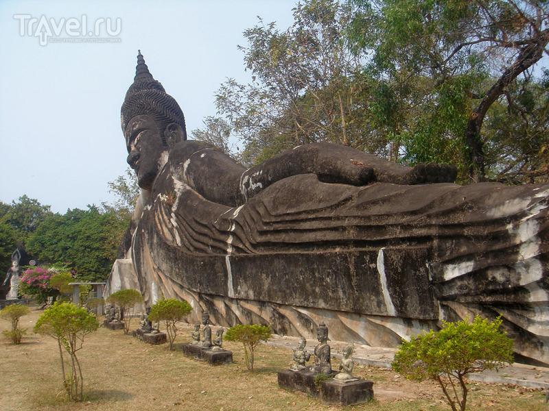 Лаос. Вьентьян / Лаос