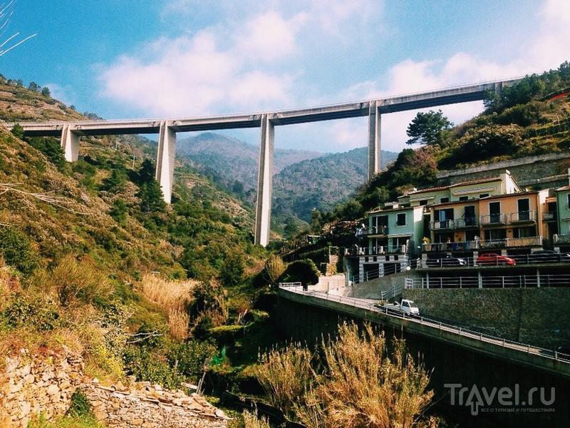 Чинкве Терре. Италия / Фото из Италии