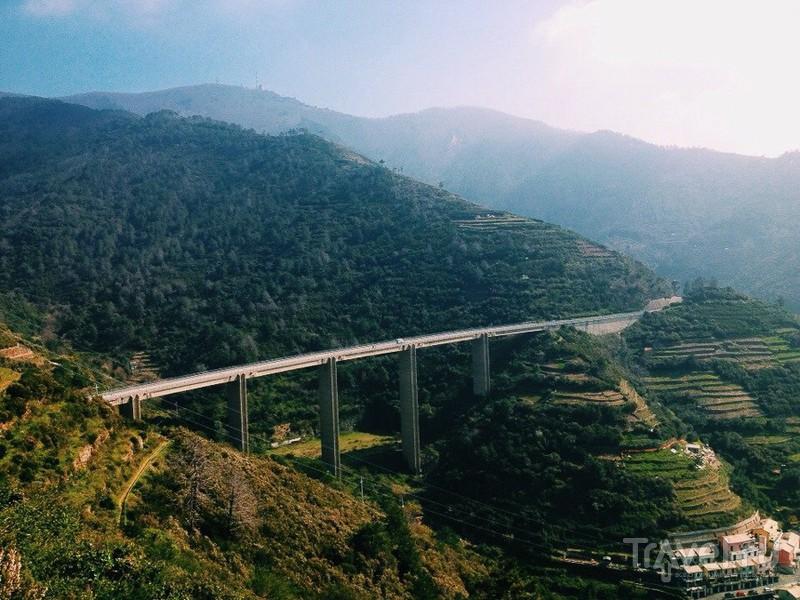 Италия. Чинкве Терре / Фото из Италии