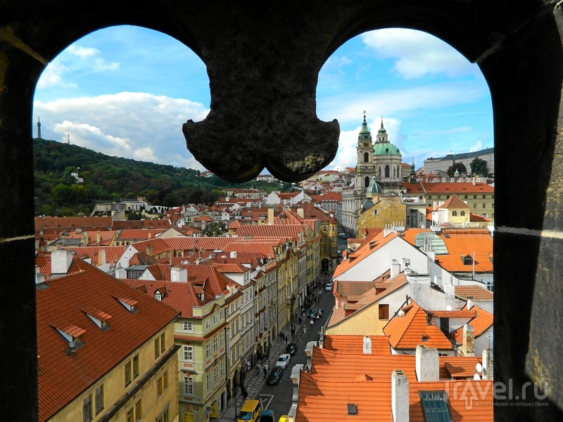 Церковь Святого Николая. Прага, Чехия / Фото из Чехии