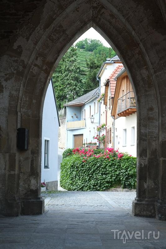 Австрия. Долина Вахау, Кремс на Дунае / Австрия