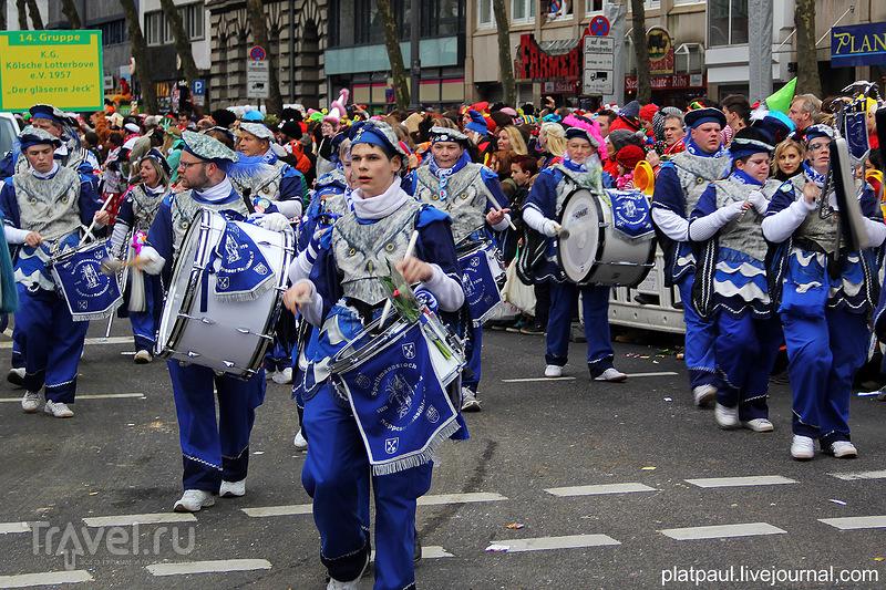 Кельнский карнавал / Германия